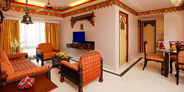 Accommodation in Mumbai, 1-Bedroom Apartment / Suite