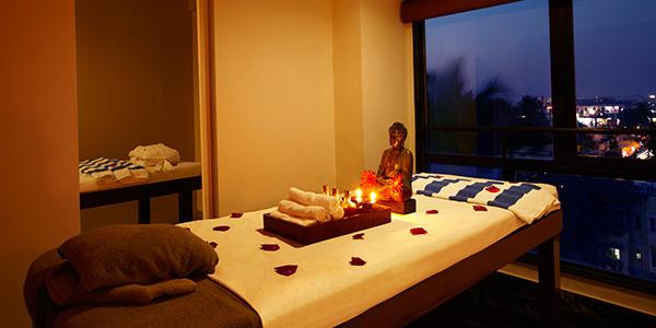 Spa in Mumbai Hotel