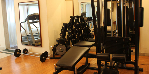 Gym in Mumbai Hotel