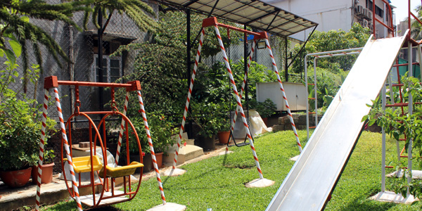 Kids Play Area in Mumbai